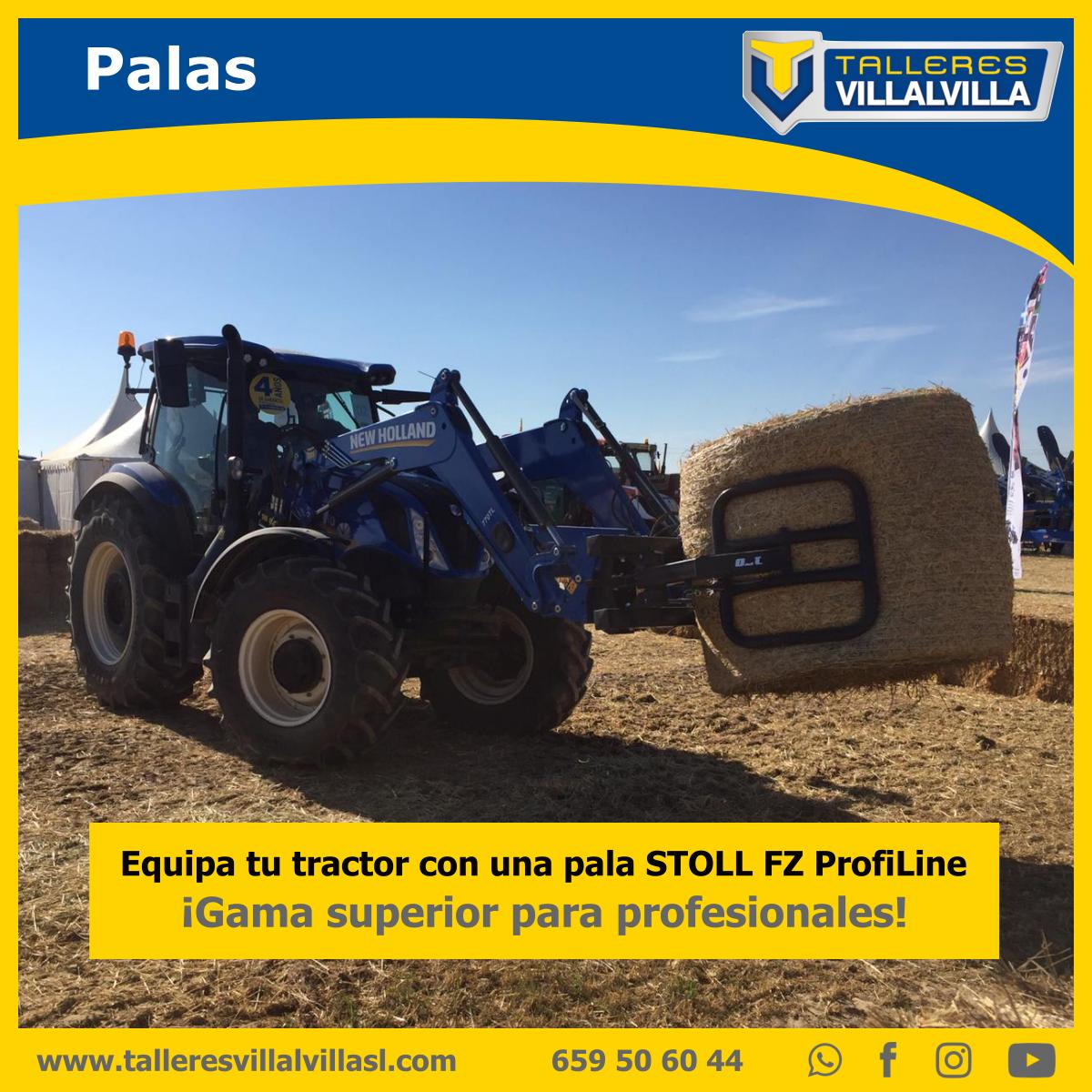 PALAS STOLL – FZ PROFILINE