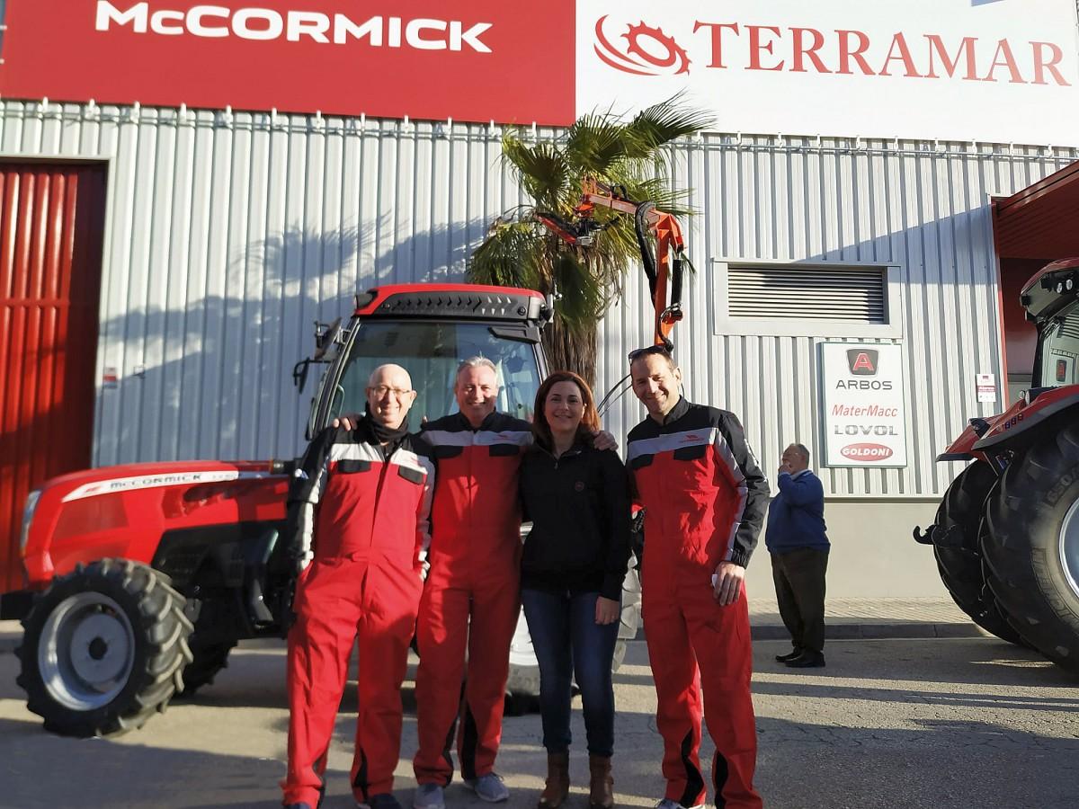 Recambios Terramar presenta la gama McCormick en su jornada de puertas abiertas