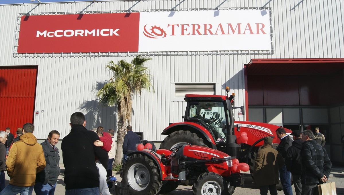 Recambios Terramar presenta la gama McCormick en su jornada de puertas abiertas - 2