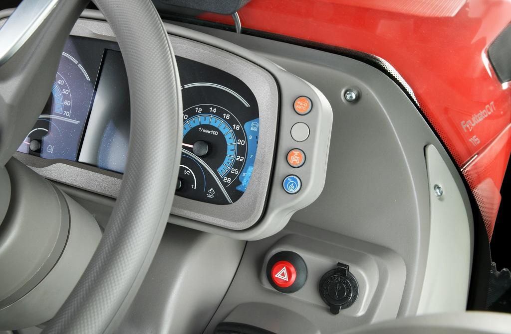 SAME refuerza en Agritechnica su apuesta  con los tractores especializados y multitarea.