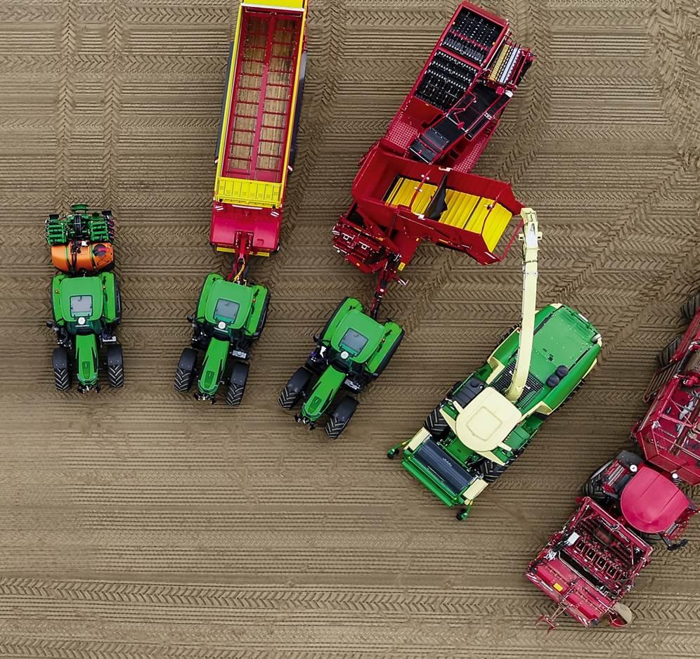 SDF PRESENTA NUEVOS SERVICIOS DIGITALES PARA AUMENTAR LA PRODUCTIVIDAD DE LOS AGRICULTORES Y CONTRATISTAS.