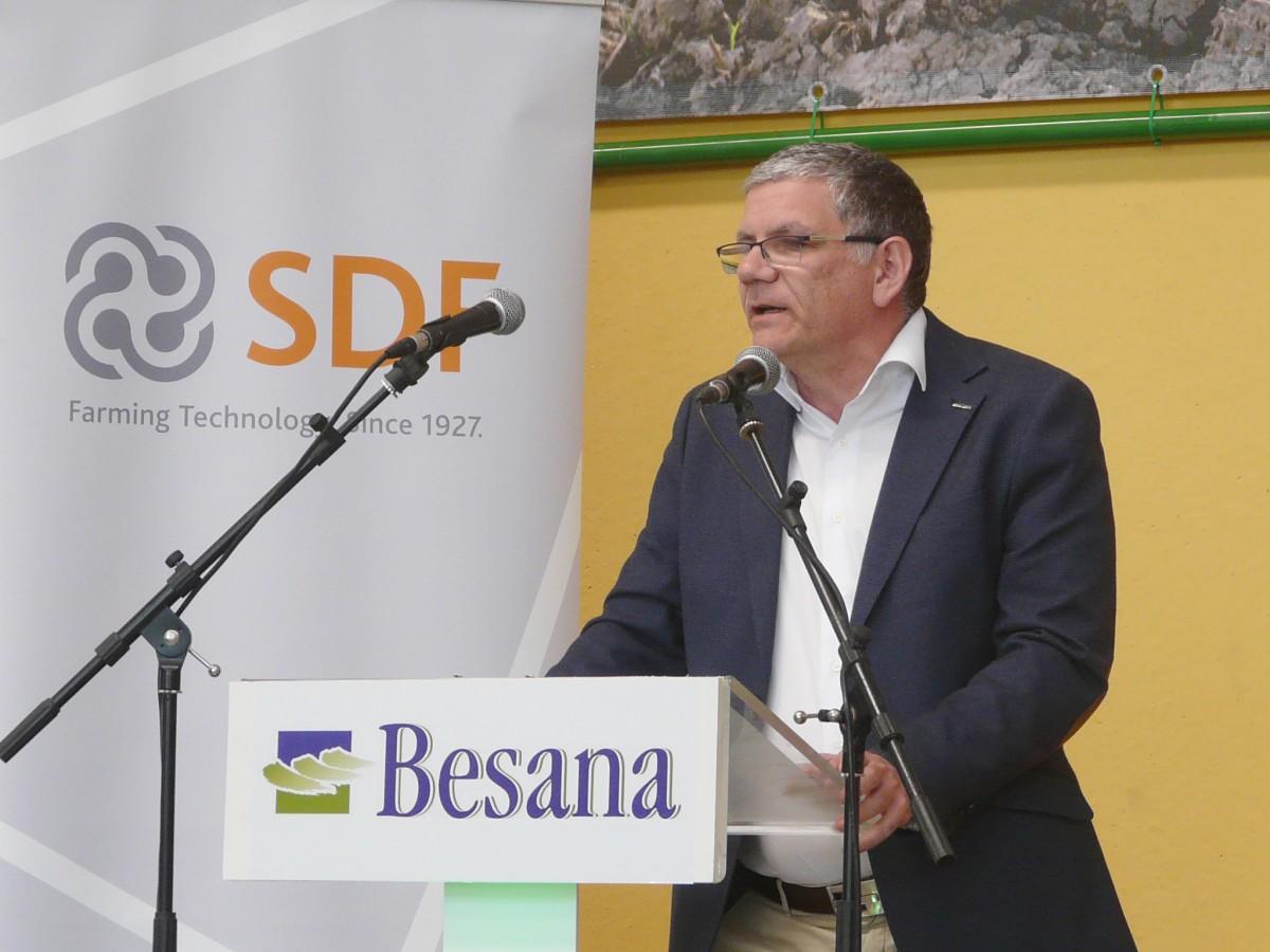 SDF y Besana inauguran nueva concesión en Talavera de la Reina