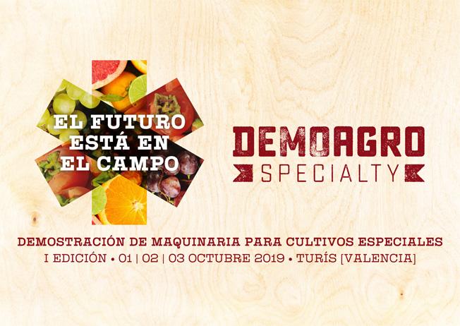 SPECIALTY SE UNE EN TIEMPO  Y LUGAR CON LA CUMBRE INTERNACIONAL AGRIEVOLUTION - 0