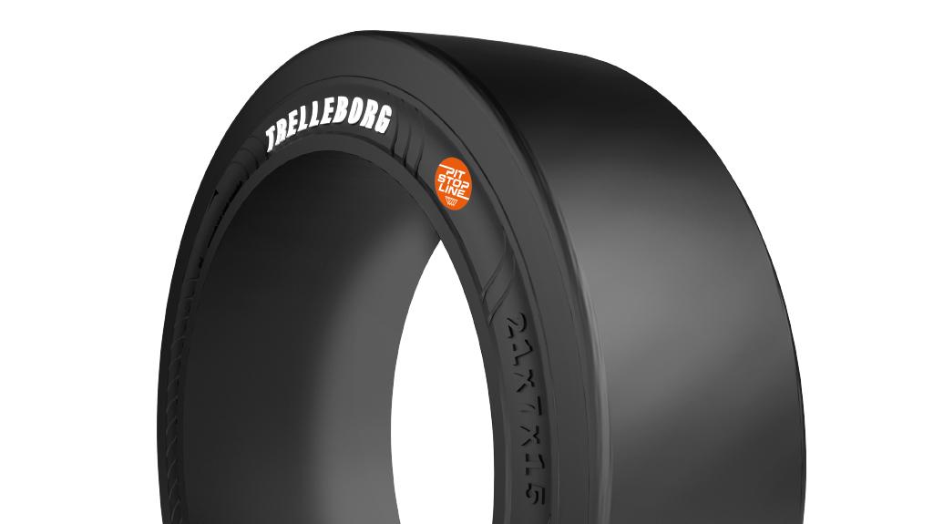 Trelleborg lanza la nueva generación de bandajes para la manipulación de materiales, el PS1000 - 2