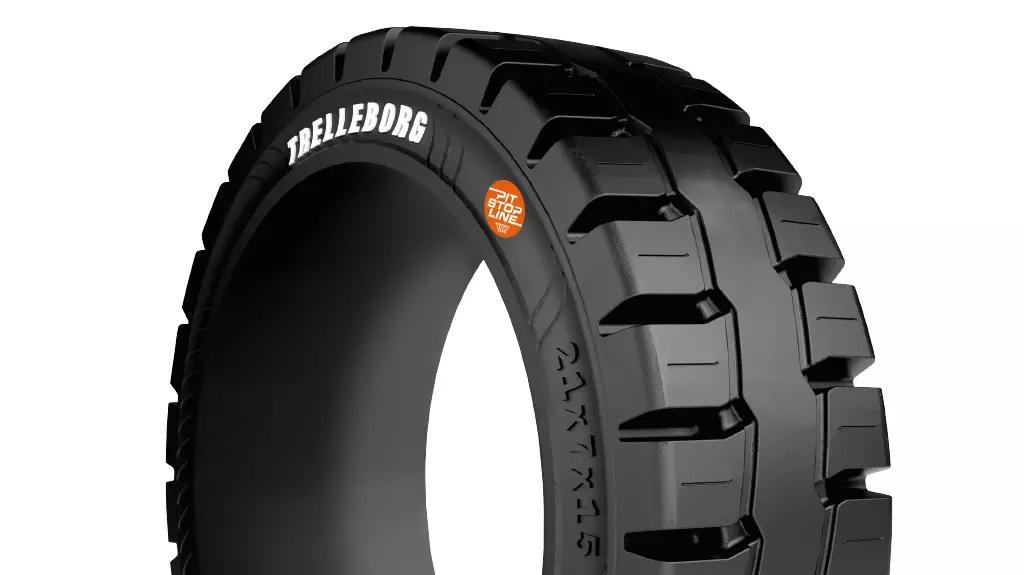 Trelleborg lanza la nueva generación de bandajes para la manipulación de materiales, el PS1000 - 3