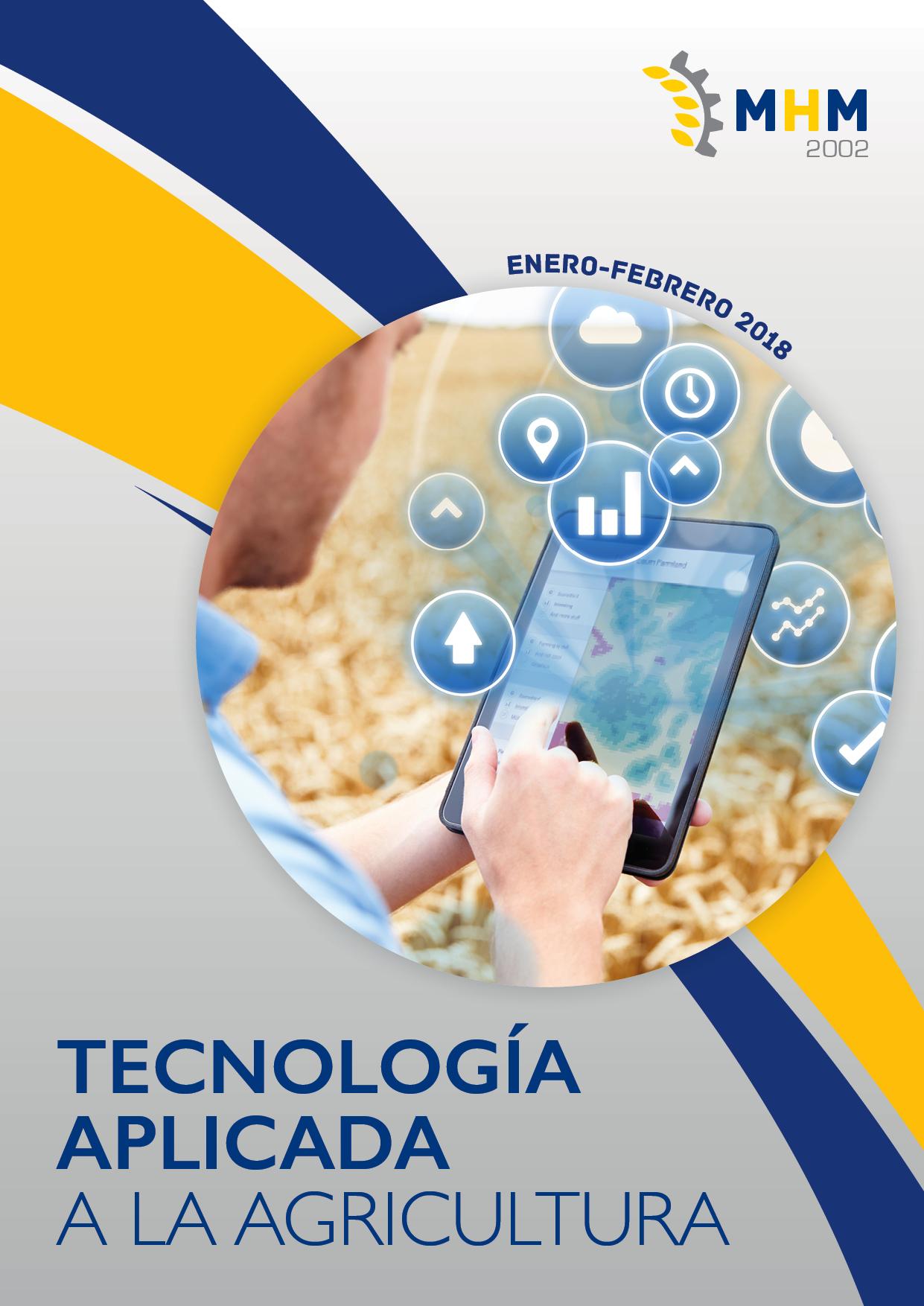 TECNOLOGÍA APLICADA A LA AGRICULTURA