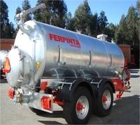 Semi-Reboque Cisterna CH